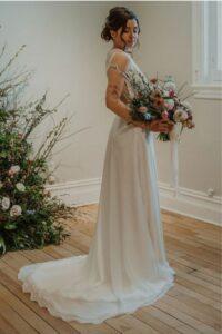 Style mariage bohème nature et couleur