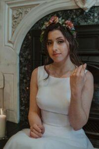 Mariage au style minimaliste